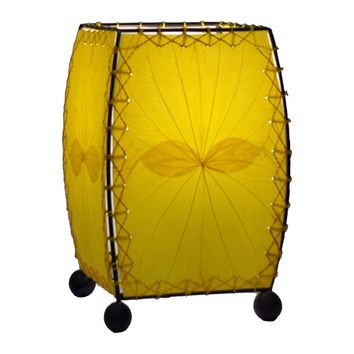 Mini Series Table Lamp Yellow