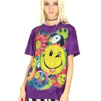 ALL SMILES TEE