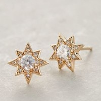 Starburst Posts by Rachael Ryen Gold All Earrings