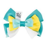 Disney Alice In Wonderland Mad Hatter Cosplay Bow