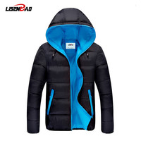Hot Selling Fashion Casual winter jacket men Coat Comfortable & High Quality Jacket 3 Colors Plus Size XXXL
