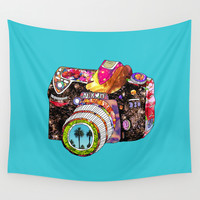 Picture This Wall Tapestry by Bianca Green