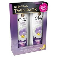 Olay Age Defying with Vitamin E Twin Body Wash - 32 oz : Target