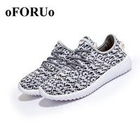 2016 yeezy Running Shoes Men Breathable Sports Shoes Woman Running Sneakers Lover Walk