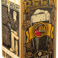 """CRAFT A BREW """"OAK AGED IPA"""" BEER KIT"""
