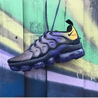 Nike Air VaporMax Plus Air-cushioned running shoes