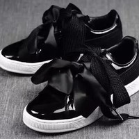 2017 Suede Basket Heart latest Women's Sneakers,Suede Classic Shoes,party Fashion SHOES, famous sneaker styles,Women Leather Sneaker Shoes