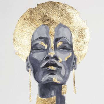 """""""You Not Wanting Me Was The Beginning of Me Wanting Myself by Inga Simonyte, Mixed Media"""
