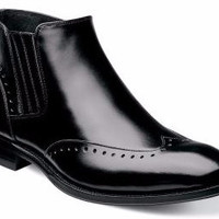 Kingsley Wing Tip Boot by Stacy Adams