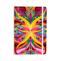 "Danny Ivan ""Tropical Fun"" Yellow Pink Everything Notebook"