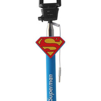Superman Selfie Stick For iPhone & Android Smartphones