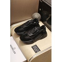 DOLCE&GABBANA Men Fashion Boots fashionable Casual leather Breathable Sneakers Running Shoes06210gh