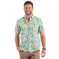 Pineapple Express Button Down by The Southern Shirt Co.