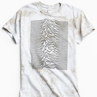 Joy Division Dyed Tee | Urban Outfitters
