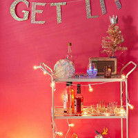 Get Lit Party Banner - Urban Outfitters