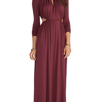 Rachel Pally Jazz Dress in Burgundy