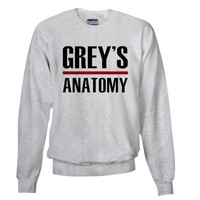 Grey's Anatomy Sweatshirt on CafePress.com