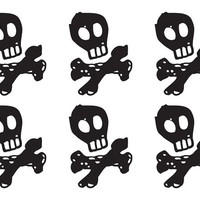New! All Time Low Inspired Temporary Tattoos