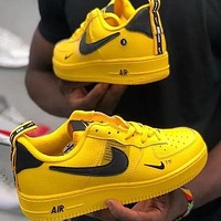 Air Force 1 Nike Popular Women Men Casual Sport Running Shoes Sneakers