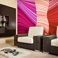 Wall Mural Decal Sticker Antelope Canyon Abstract #GWray108