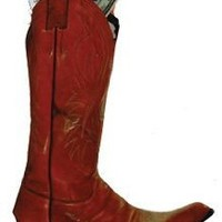 DCI Christmas Cowboy Boot Stocking