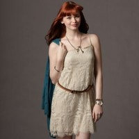 FOSSIL?- Clothing Dresses:Womens Bobbi Dress WC4987