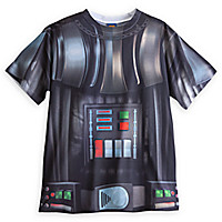 Darth Vader Costume Tee for Adults