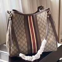 GUCCI Ophidia Trendy Women Shopping Bag Handbag Shoulder Messenger Bag