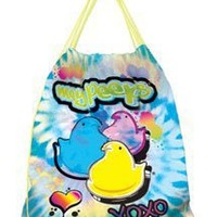 Peeps Candy Drawstring Backpack
