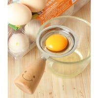 happy kitchen - the egg yolk separator