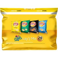 Lay's Mix Potato Chips Variety Pack, 20 Count, 1 oz Bags - Walmart.com