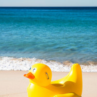 Sunnylife Inflatable Duck