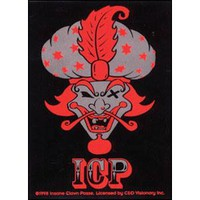 Insane Clown Posse Sticker