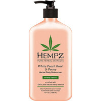 Hempz White Peach Rosé & Peony Herbal Body Moisturizer