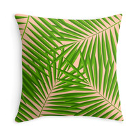 Palm Leaves - Decor Pillow (more colors)