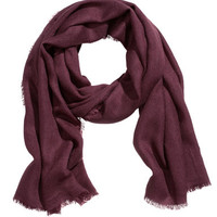 Scarf with Fringe - from H&M