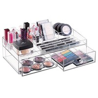 Premium Quality Cosmetic Storage and Makeup Palette Organizer with 1 Drawer | Audrey Collection