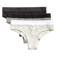 3-pack briefs - from H&M