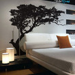 Vinyl Wall Decal Sticker TREE Shade #312