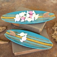 Surfboard Platters (Set of 2)