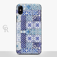 Mosaic Phone Case For iPhone 8 iPhone 8 Plus - iPhone X - iPhone 7 Plus - iPhone 6 - iPhone 6S - iPhone SE - Samsung S8 - iPhone 5