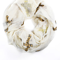 When Paths Cross Infinity Scarf