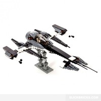 A-50 Starfighter - Lego Compatible Toy