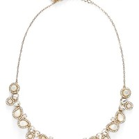 Women's kate spade new york 'butter up' frontal necklace
