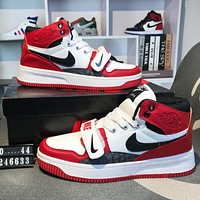 Nike Air Jordan 1 AJ3 AJ1 Fashion Men Retro High Tops Sport Running Shoes Basketball Sneakers