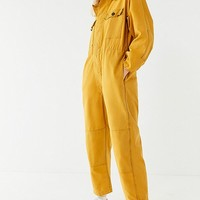 Vintage Overdyed Jumpsuit | Urban Outfitters