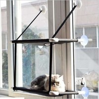 One/Two Level Window Mount Cat Hammock