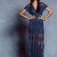 Jen s Pirate Booty for Free People Womens Ethereal Lace Maxi