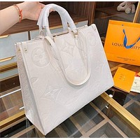 Louis Vuitton LV Women's Shoulder Bag Shopping Bag Tote Bag Handbag Bag