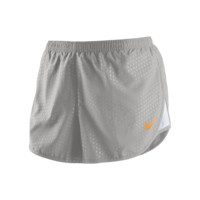 Nike Tempo Stadium Mod (Tennessee) Women's Running Shorts Size Large (Grey)